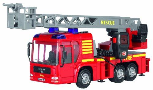 Camion De Pompiers A Echelle