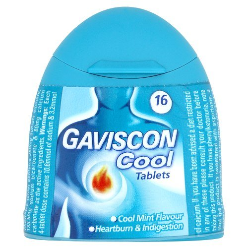 Gaviscon Cool Tablets x 16