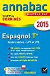 Annales Annabac 2015 Espagnol Tle LV1...