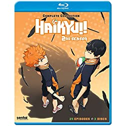 Haikyu: Season 2 [Blu-ray]