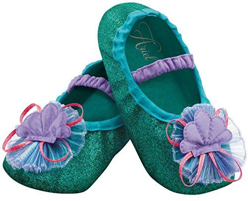 Disney Princess Ariel Slippers For Toddlers