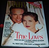 img - for Vanity Fair Magazine September 1994 Warren Beatty & Anette Benning (Single Back Issue) book / textbook / text book