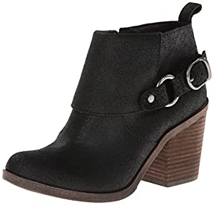 Lucky Women's Oppus Boot, Black, 7 M US