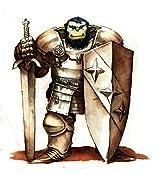 Half Orc Warrior