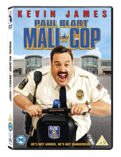 Paul Blart - Mall Cop [DVD] [2009]
