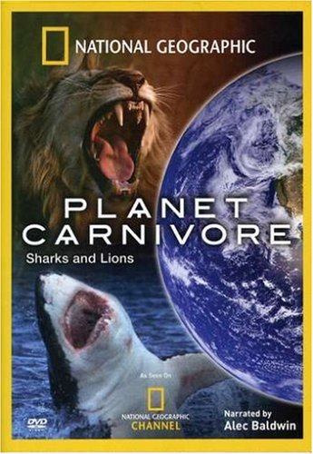 Planet Carnivore: Sharks & Lions [DVD] [Import]