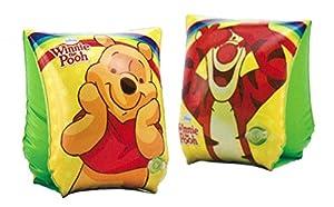 Intex 56644EU - Winnie the Pooh Deluxe Schwimmhilfe, Arm Bands