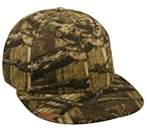 Mossy Oak Hat Mens Break Up Infinity Camo Snap Back Flat Bill Ball Cap MOINF