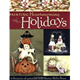 Painting Heartwarming Holidays: 4 Seasons Of Paintingpar Jamie Mills-Price