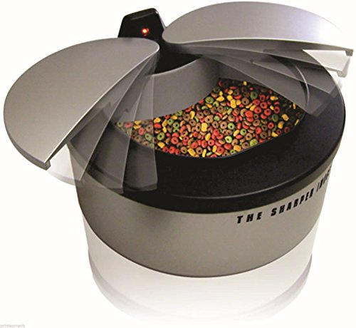 NEW Pet Dish with Automatic Motion Sensor By Sharper Image (Sensor Feeder compare prices)