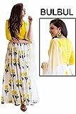 starword Women Georgette Unstiched salwar suits (Soham-14_Black_Free Size)