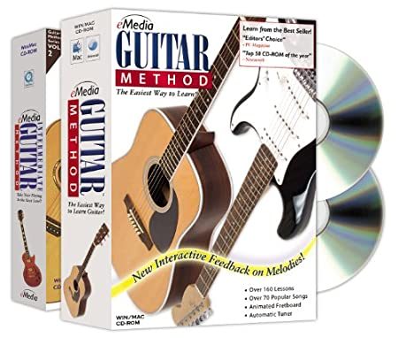 eMedia Guitar Method Deluxe v5