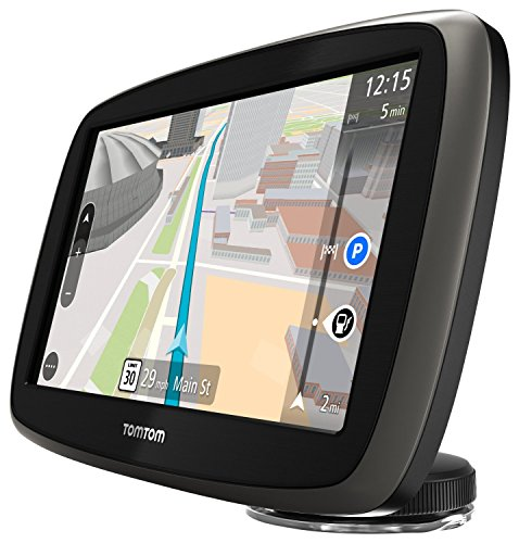 tomtom-go-60s-6-gps-receiver-with-built-in-bluetooth-and-lifetime-traffic-and-map-updates-plus-bonus