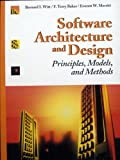 img - for Software Architecture and Design: Principles, Models, and Methods (Vnr Computer Library) book / textbook / text book