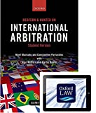 img - for Redfern and Hunter on International Arbitration (Paperback and eBook) by Nigel Blackaby (2015-11-15) book / textbook / text book
