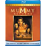 The Mummy Returns (Deluxe Edition) [Blu-ray] (Bilingual)by Brendan Fraser