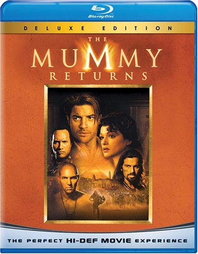 Sale alerts for Universal Studios Home Entertainment The Mummy Returns (Deluxe Edition) [Blu-ray] (Bilingual) - Covvet