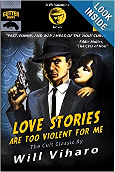 Love Stories Are Too Violent for Me: The Definitive Rerelease of the Cult Classic