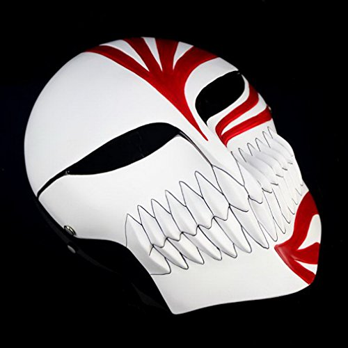 Venetian Mardi Super Bleach Ichigo Hollow Mask - Cosplaywho
