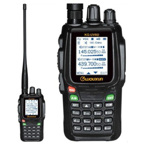 Best Price! New 2014 WOUXUN KG-UV8D VHF& UHF Dual Band Two-way Radio Wouxun KG UV8D Walkie Talki...
