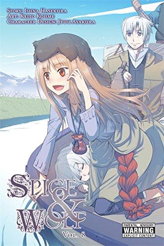 Spice and Wolf, Vol. 8 - manga [Isuna Hasekura] (Tapa Blanda)