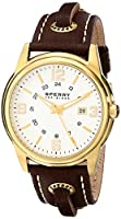 Sperry Top-Sider Men's 10008973 Preston Analog Display Japanese Quartz Brown Watch by Sperry Top-Sider Watches MFG Code