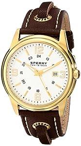 Sperry Top-Sider Men's 10008973 Preston Analog Display Japanese Quartz Brown Watch by Sperry Top-Sider Watches MFG Code