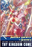 Justice Society of America: Thy Kingdom Come, Part 2 (1401219144) by Geoff Johns