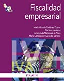 img - for Fiscalidad empresarial / business taxation (Spanish Edition) book / textbook / text book