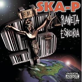 Titelbild des Gesangs Planeta Eskoria von Ska-P