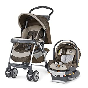 Chicco Cortina Keyfit 30 Travel System, Endless
