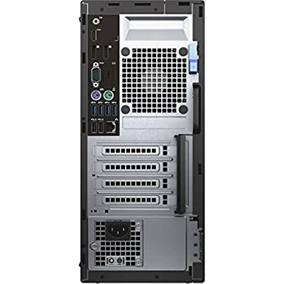 Dell Optiplex 3 Years Warranty 7040 Mini Tower Desktop-----Intel Core i7 ( 6th Generation i7-6700) || 8 GB DDR4...