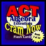 ACT Prep Test ALGEBRA ESSENTIALS Flas...
