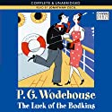 The Luck of the Bodkins (       UNABRIDGED) by P. G. Wodehouse Narrated by Jonathan Cecil