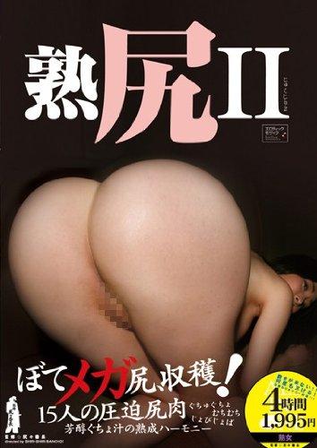 メガ尻熟女15人 [DVD]