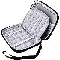 NiceEshop TM EVA Shockproof Carrying Travel Case For Portable External Hard Drive GPS Camera External Battery...