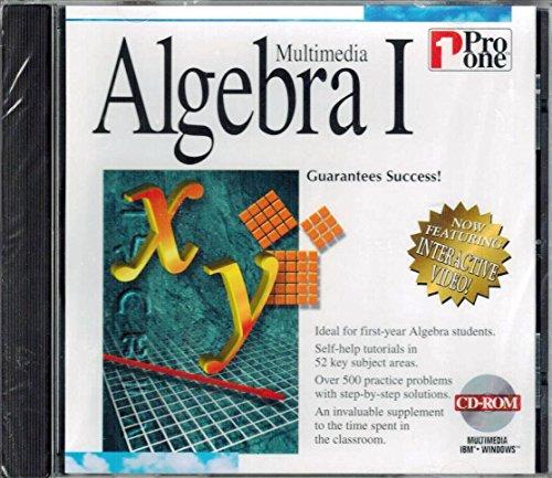 Multimedia Algebra I