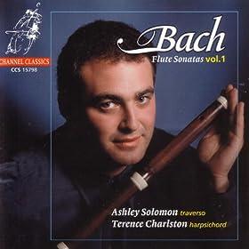 Sonata in B minor BWV 1030: Presto