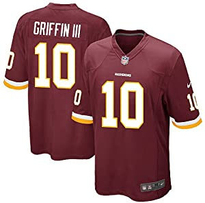 Robert Griffin III Jersey Washington Redskins NFL Jersey (alphabet number is Sewn) (52)