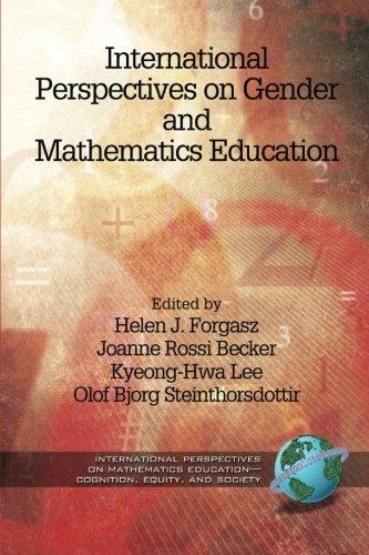 International Perspectives on Gender and Mathematics Education (International Perspectives on Mathematics Education, Cog