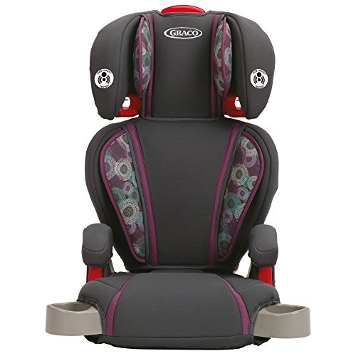 graco highback turbobooster car seat clariant baby products store. Black Bedroom Furniture Sets. Home Design Ideas