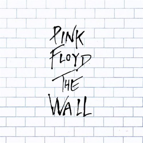Original album cover of The Pink Wall by Pink Floyd