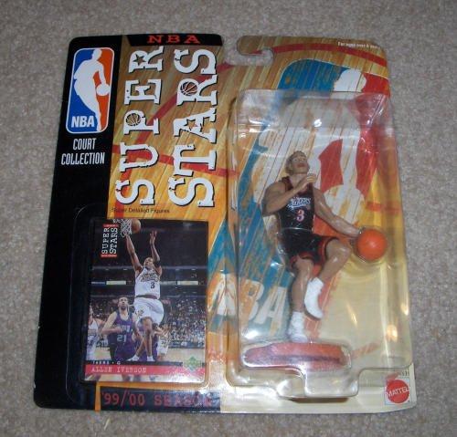 Allen Iverson Super Stars 99/00 Collector's Figure - 1
