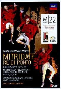 Amazon.com: Mozart: Mitridate, re di Ponto: Marc Minkowski, Richard