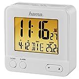 Hama Funk Wecker RC540 (sensorgesteuerte Nachtlichtfunktion,...