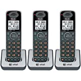 AT&T CL80100 DECT 6.0 Three Pack Accessory Handset for CL Cordless Phones