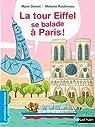 La tour Eiffel se balade � Paris ! par Doinet