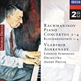 Concerto no.4 in G minor op.40 Rachmaninoff
