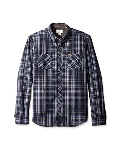 Timberland Men's Long Sleeve Warner River Two Layer Shirt