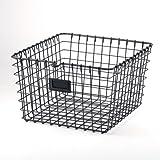 Spectrum 47976 Storage Basket, Medium, Cool Gray